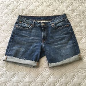 Lucky Brand Cut-Off Jean Shorts - Size 10/30